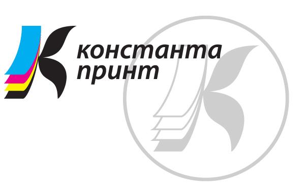 логотип типографии: